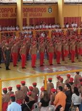 Colégio dos bombeiros no Ceará é destaque nas olimpíadas