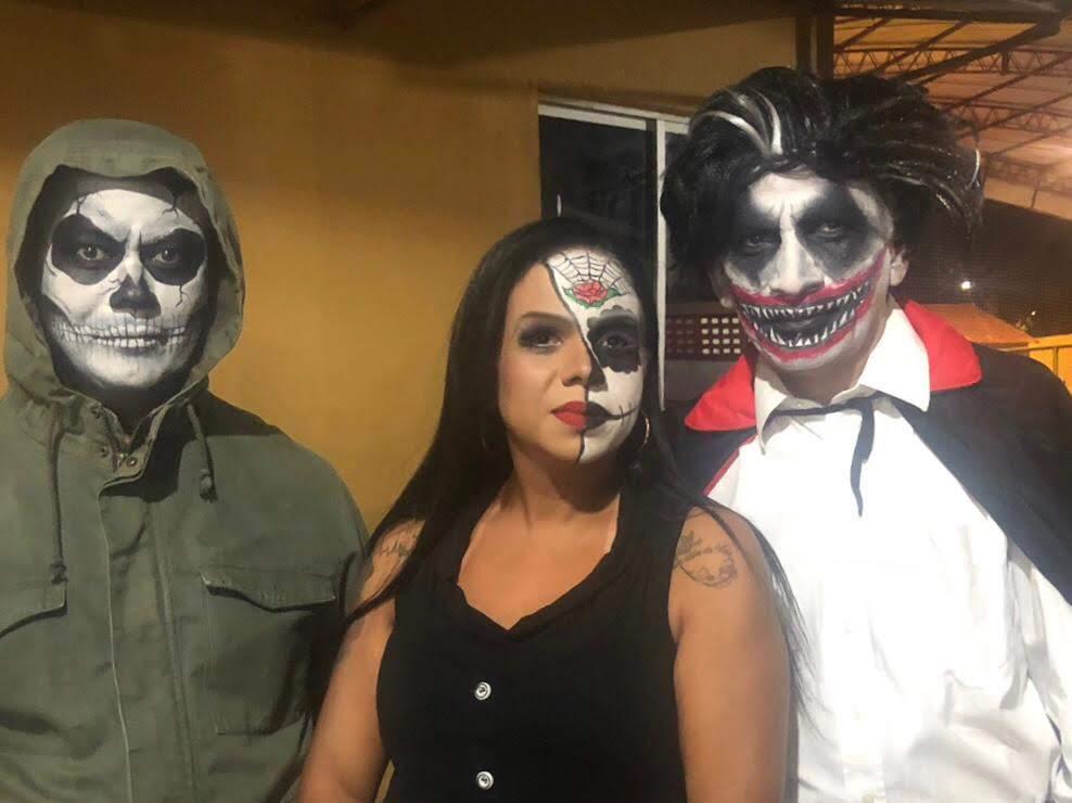 CMCB – Realiza 1º aulão do ENEM – Halloween