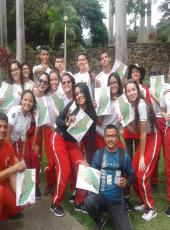 CMCB PARTICIPA DO TREINO DE ORIENTAÇÃONOIPARK