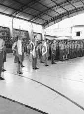 Colégio dos Bombeiros recebe novos Oficiais e Praças