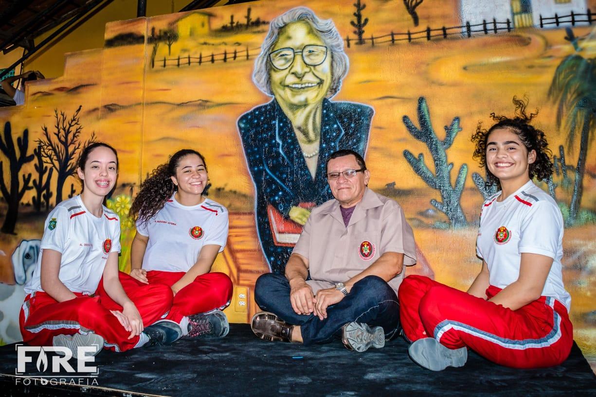 CMCB tem três equipes na final da Olimpíada Nacional de História do Brasil