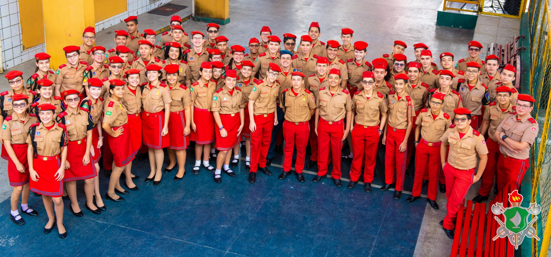 Colégio dos Bombeiros conquista 45 medalhas de ouro em competições nacionais de Astronomia e Astronáutica