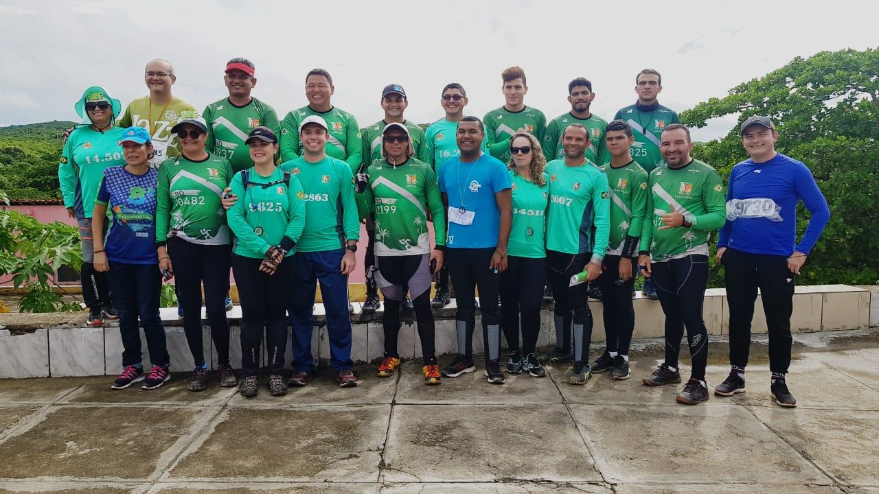 Equipe do CMCB se destaca na 1a etapa do campeonato cearense de orientação