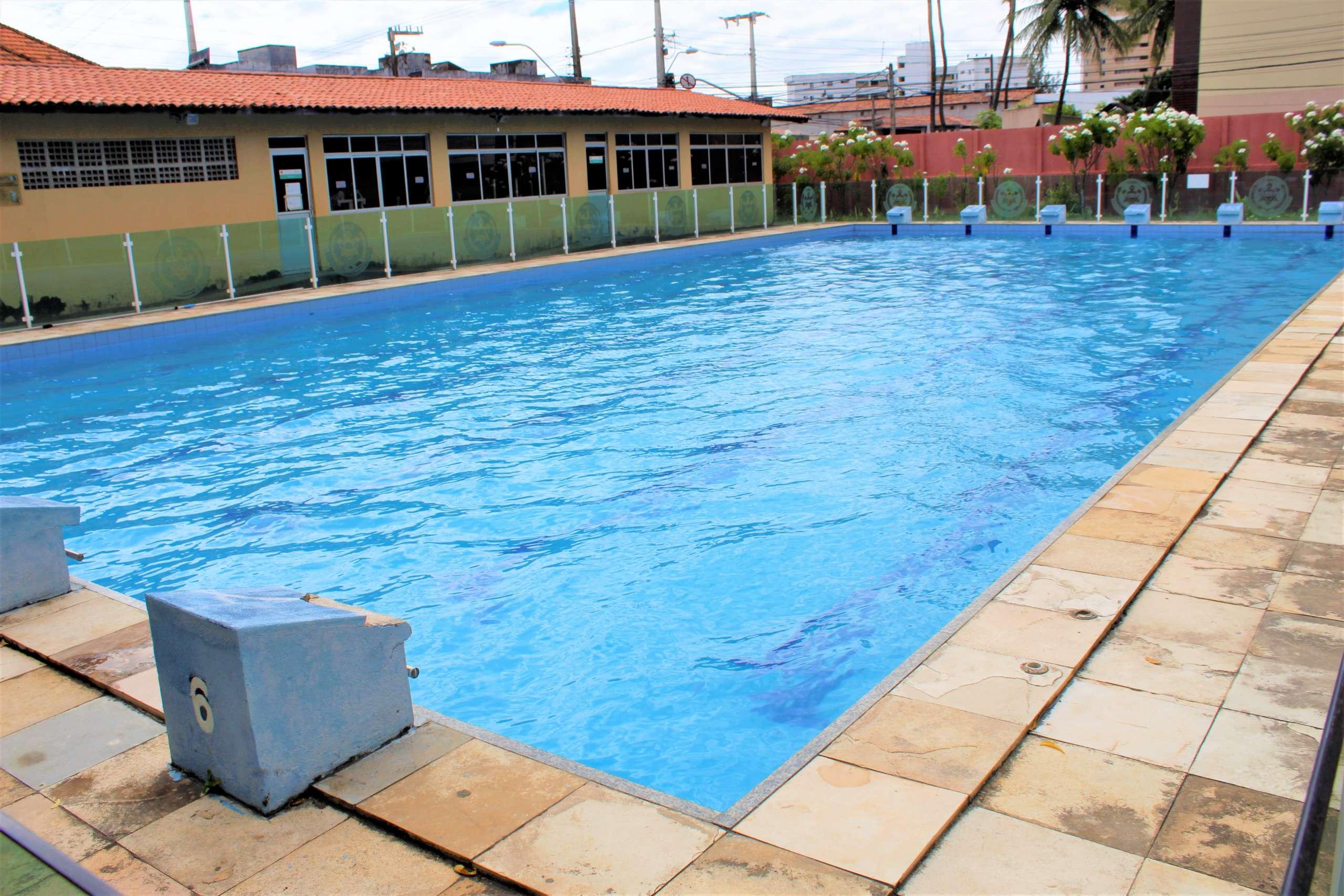 ATUALIZAÇÃO nos horários de uso da piscina e da academia do CMCB